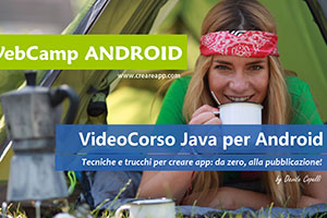 Corso Java Android